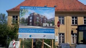 Bauschild Schwentine